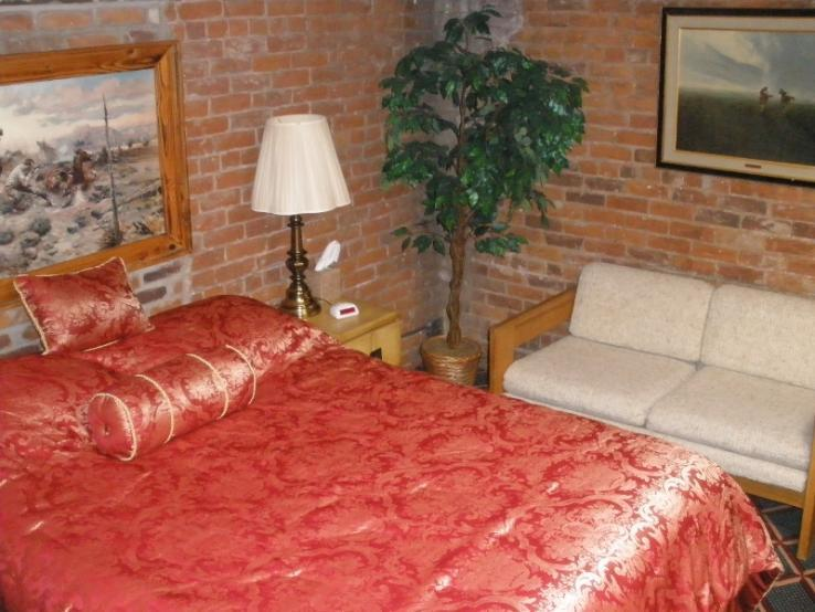 Sundance Kid Suite - Bedroom 2