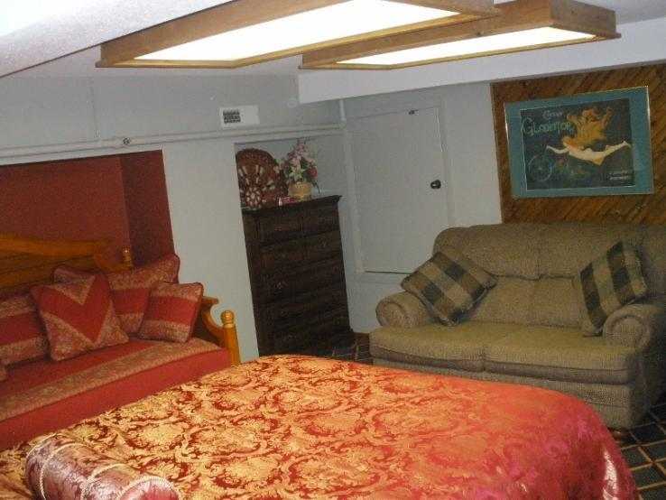 Sundance Kid Suite - Bedroom 3