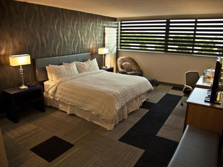 Deluxe Room One Bed