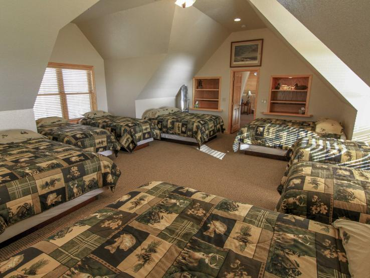 Lodge Family Room