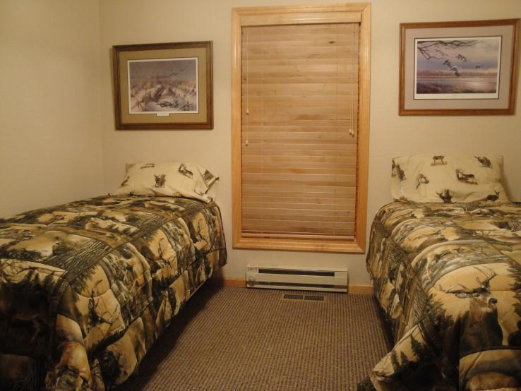 Lodge Twin Room