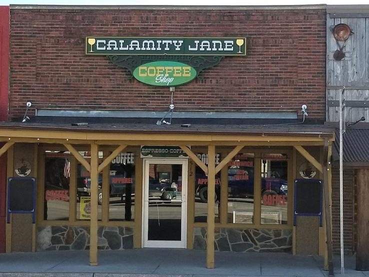 Calamity Jane Coffee Shop and Grill, Custer