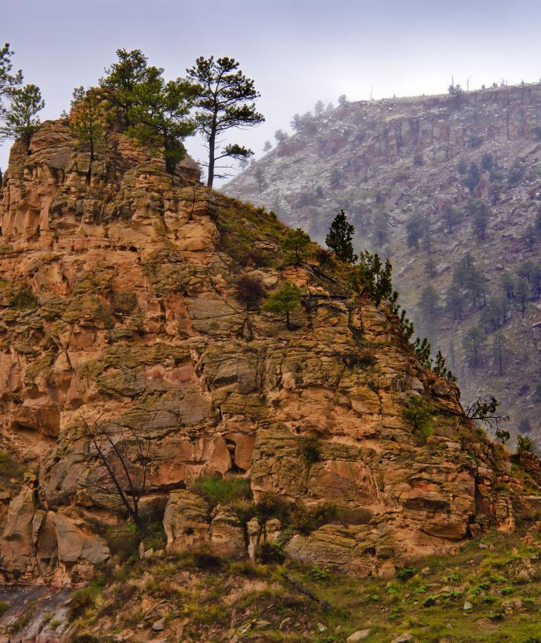 Black Hills Scenic Hell Canyon