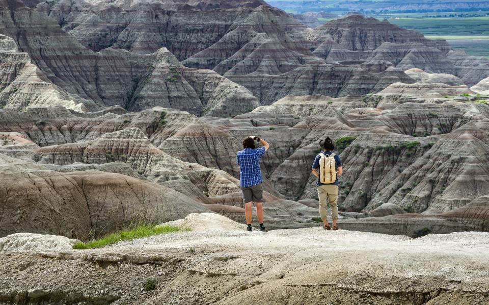 Badlands Image