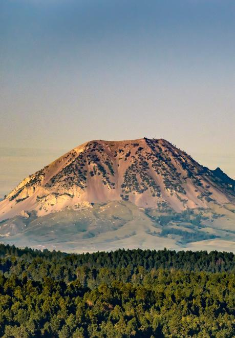 Bear Butte Sturgis South Dakota