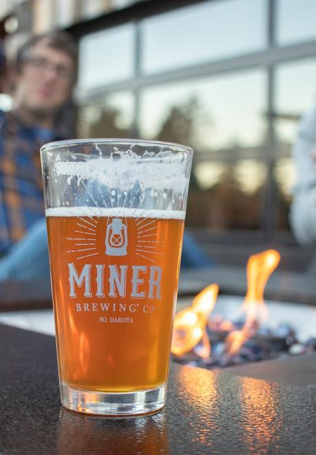 Miner Brewing Company, Hill City