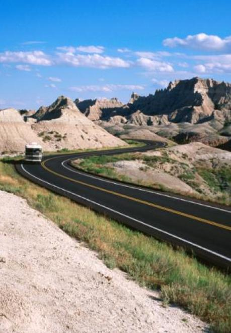 Scenic Drives in South Dakota